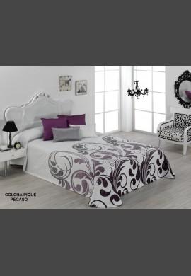 Narzuta PEGASO (kolor 04 violeta)
